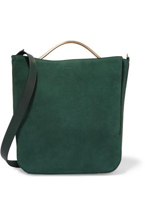 EDDIE BORGO Pepper Sac suede shoulder bag