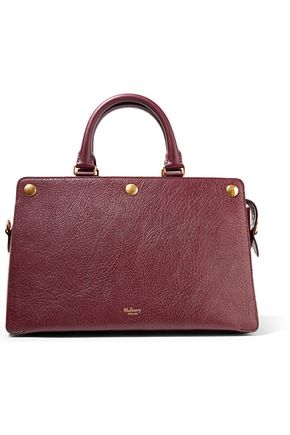 MULBERRY Chester textured-leather tote
