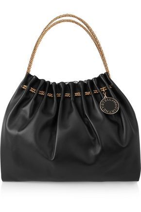STELLA McCARTNEY Noma faux leather tote