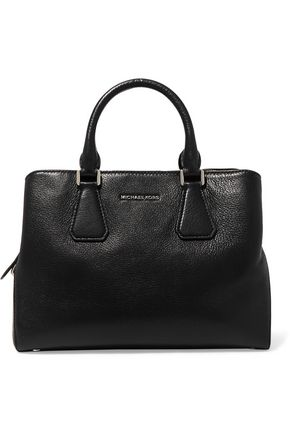MICHAEL MICHAEL KORS Camille textured-leather tote