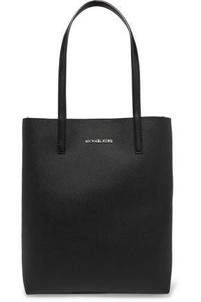 MICHAEL MICHAEL KORS Hayley textured-leather tote