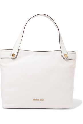 MICHAEL MICHAEL KORS Hyland textured-leather tote