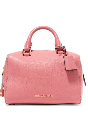 MICHAEL MICHAEL KORS Kirby textured-leather tote