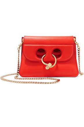 J.W.ANDERSON Pierce mini leather shoulder bag