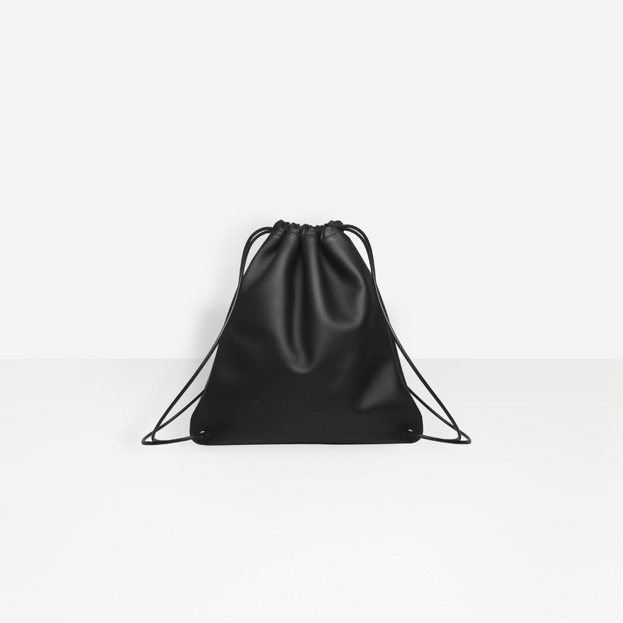 BALENCIAGA Everyday Drawstring Backpack Shopping bags Man d