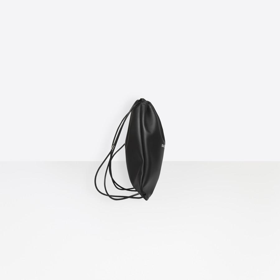 BALENCIAGA Everyday Drawstring Backpack Shopping bags Man i