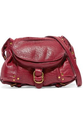 JÉRÔME DREYFUSS Twee mini textured-leather shoulder bag