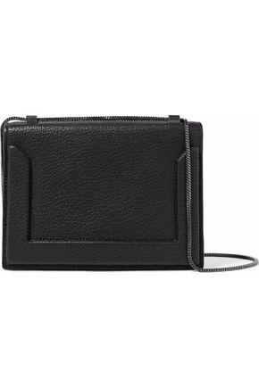 3.1 PHILLIP LIM Faux textured-leather shoulder bag
