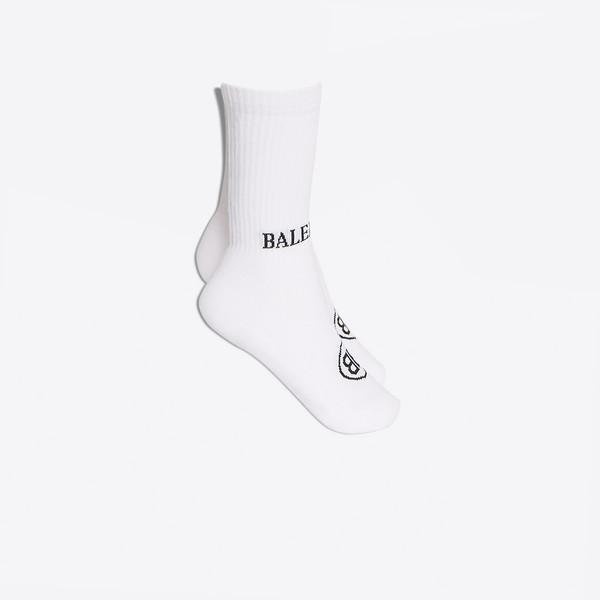 Balenciaga Sport-Socken
