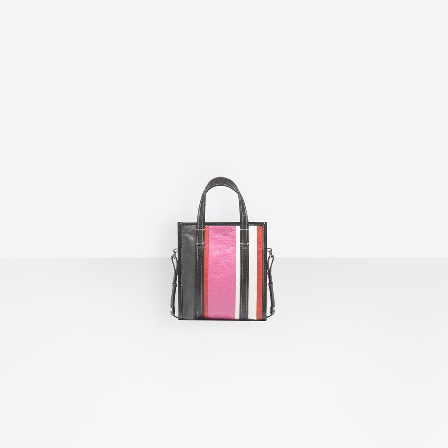 BALENCIAGA Bazar Shopper XS Bazar handbags Woman f