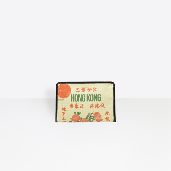 Bazar Hong Kong Mini Pouch