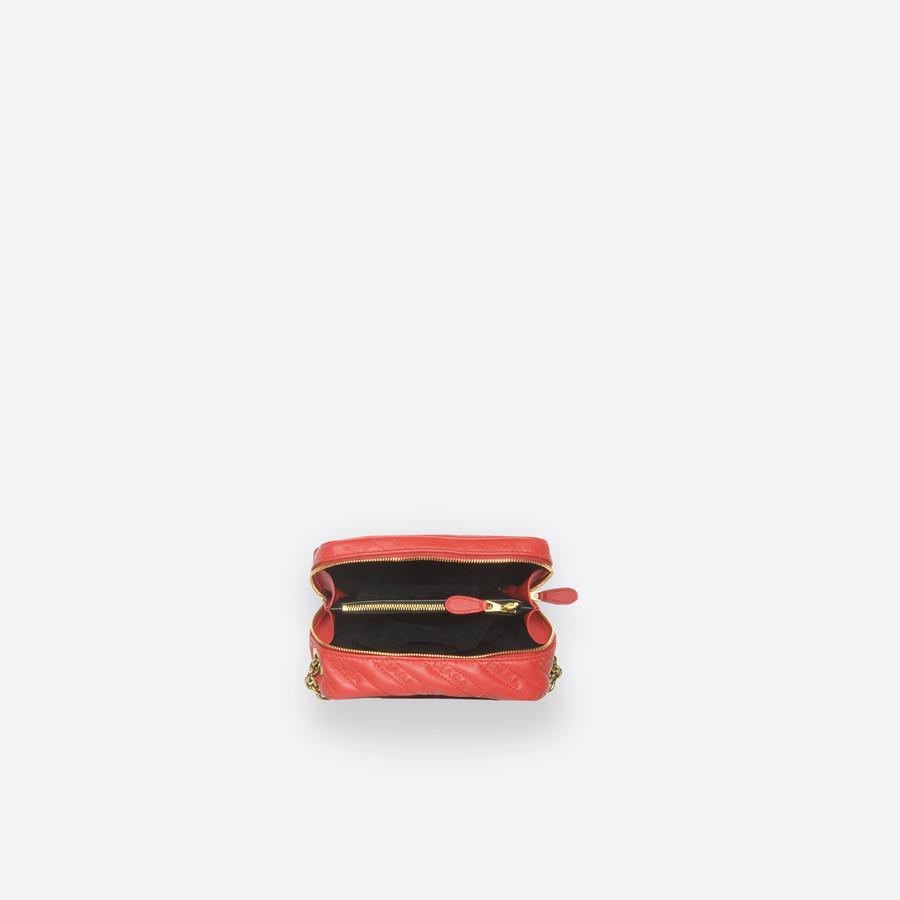 BALENCIAGA Blanket Reporter XS Blanket Handbags D e