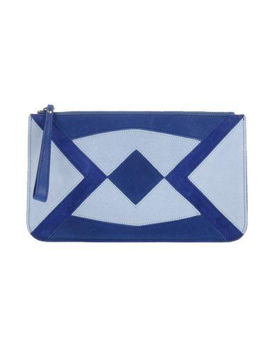 NAT & NIN レディース ハンドバッグ ブルー 柔らかめの牛革 / 革