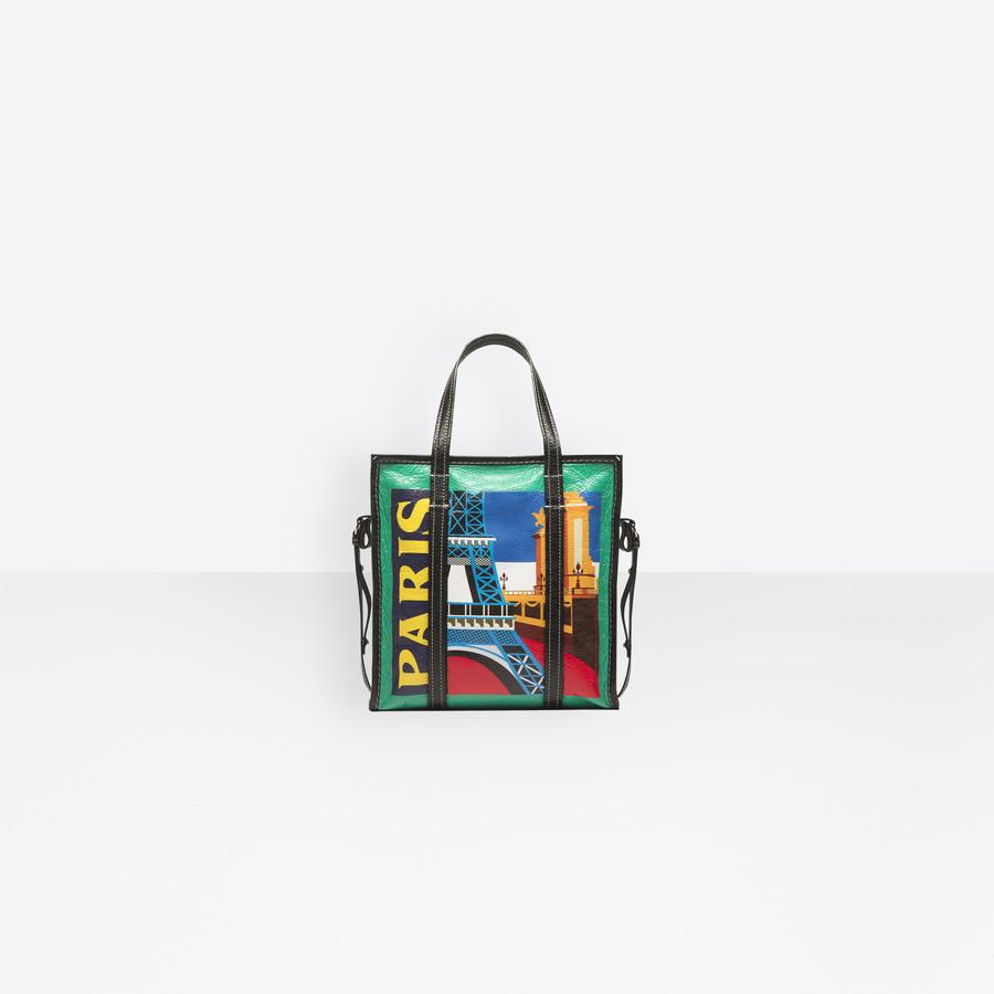 BALENCIAGA Bazar Paris Shopper S Bazar handbags D d