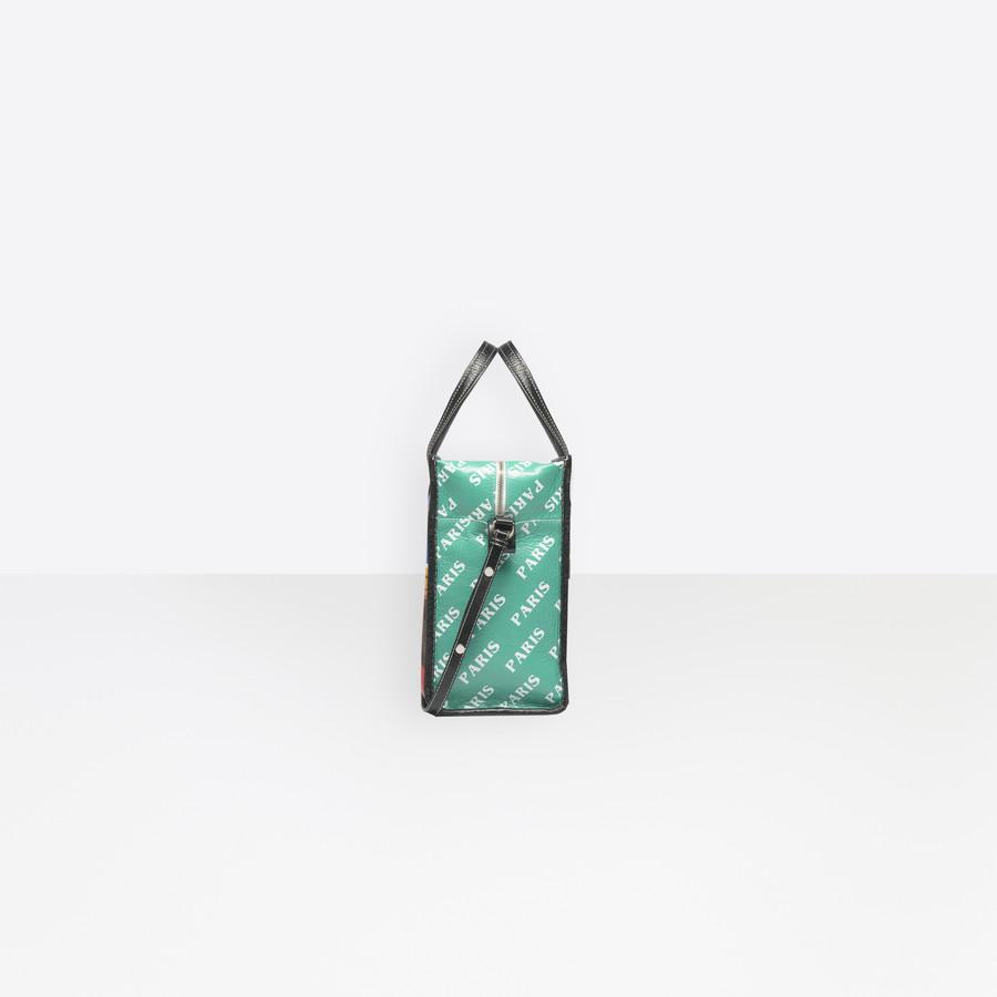 BALENCIAGA Bazar Paris Shopper S Bazar handbags D i