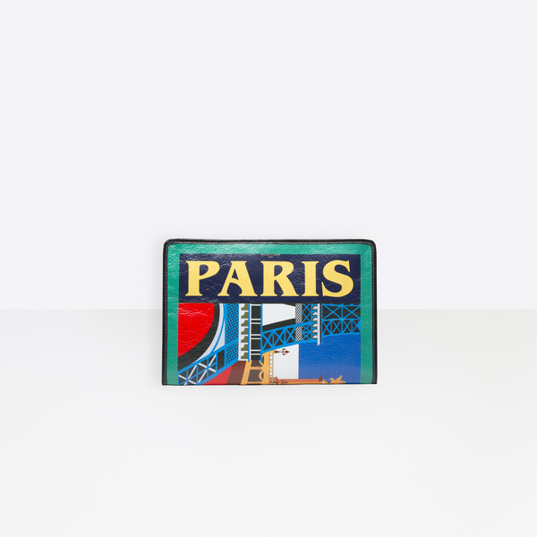 Bazar Paris Pouch