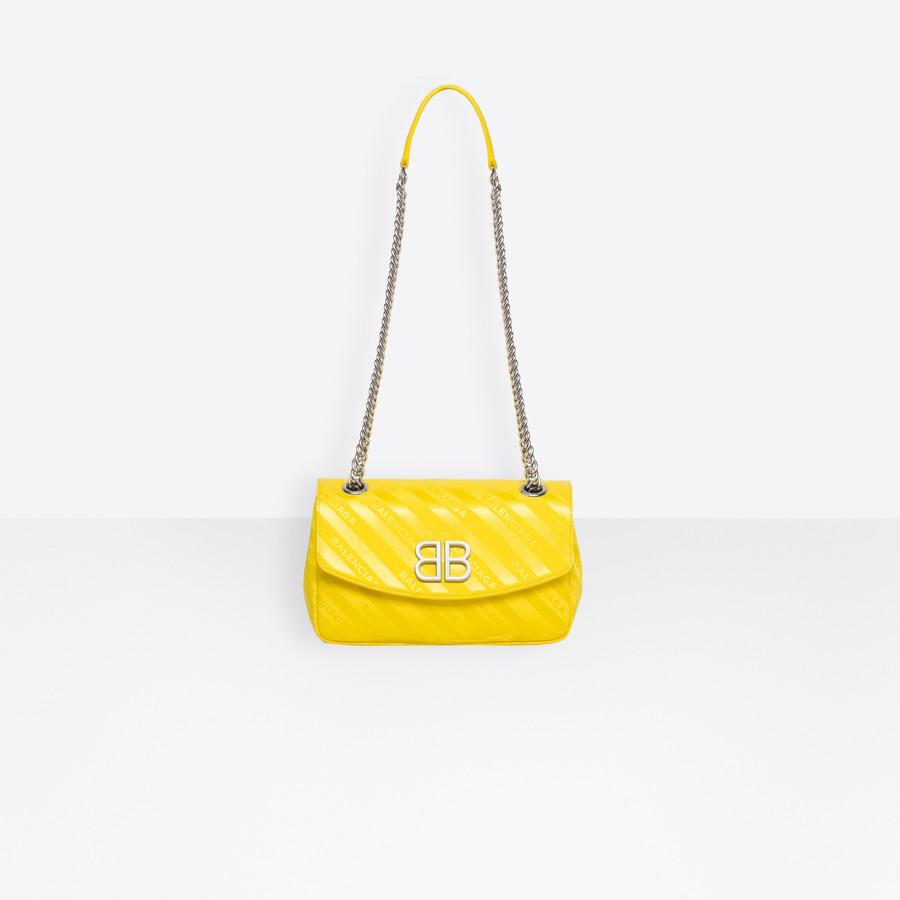 BALENCIAGA BB Round S BB Handbags D a