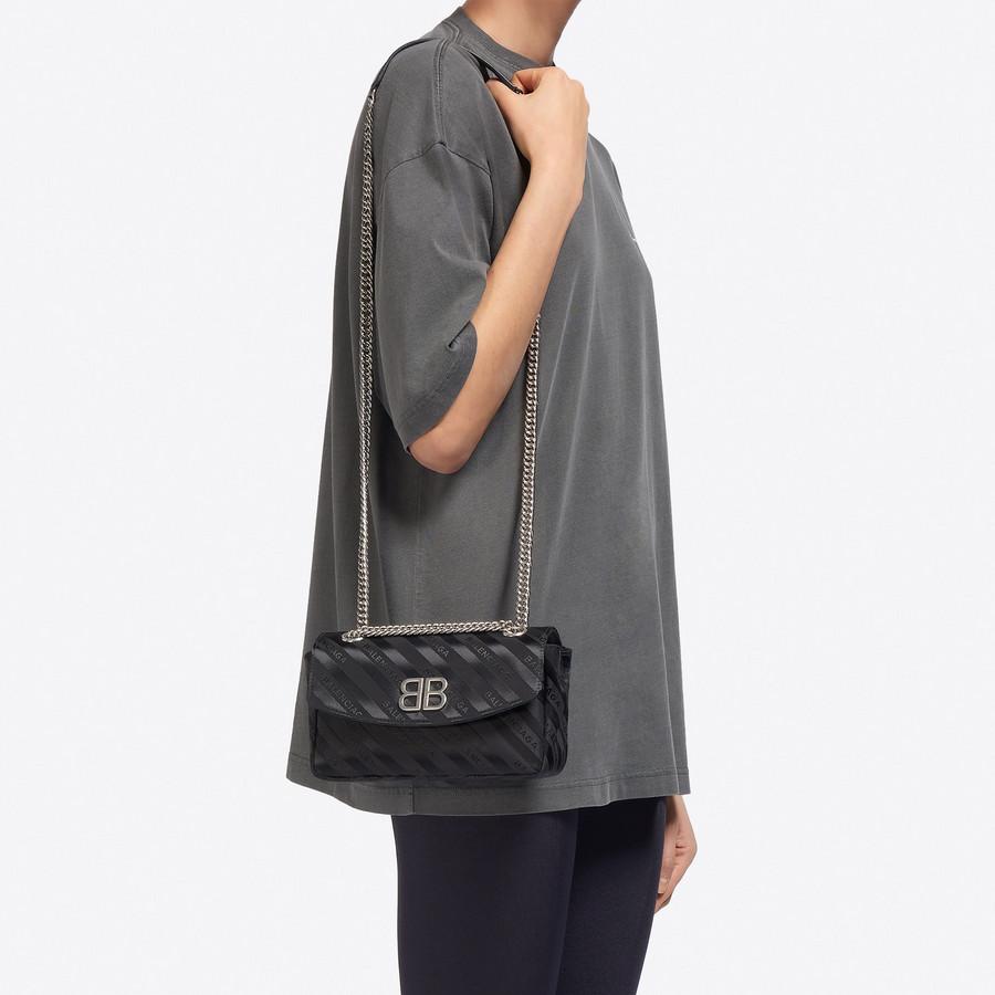BALENCIAGA BB Round S BB Handbags Woman b