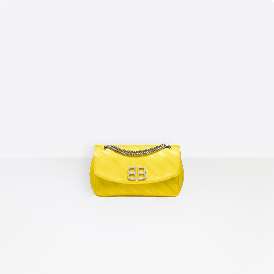 BALENCIAGA BB Round S BB Handbags D f