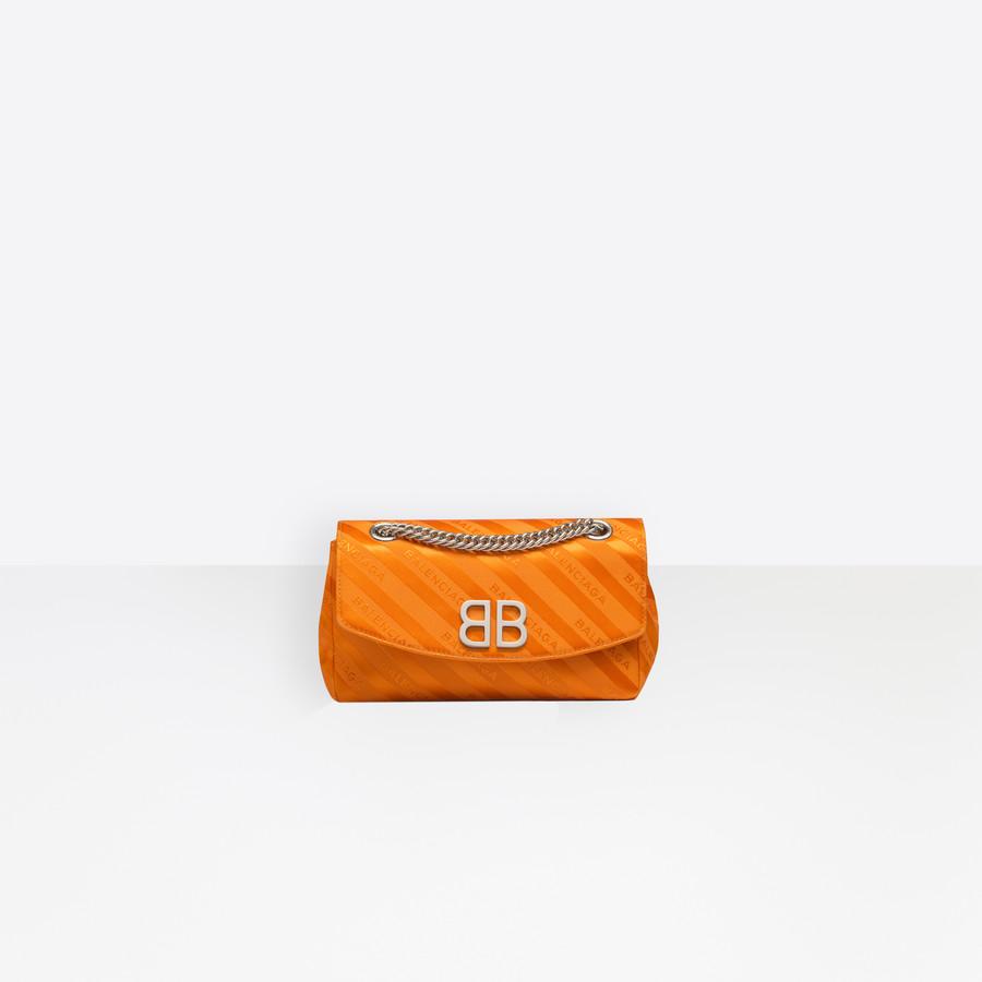 BALENCIAGA BB Round S BB Handbags Woman f