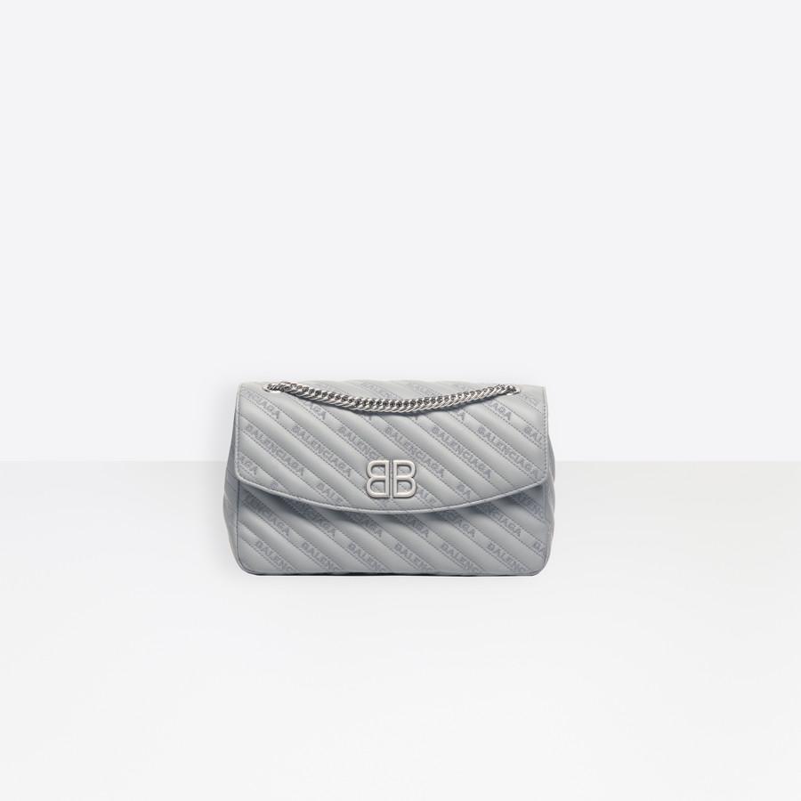 BALENCIAGA BB Round M BB Handbags Woman f