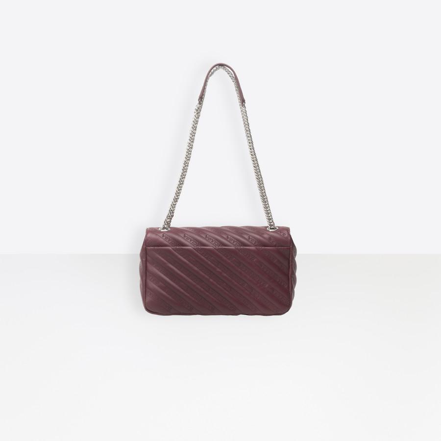 BALENCIAGA BB Round M BB Handbags Woman d