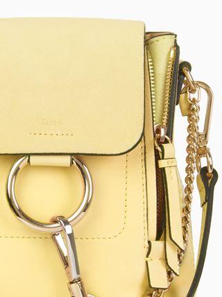 Mini Faye backpack