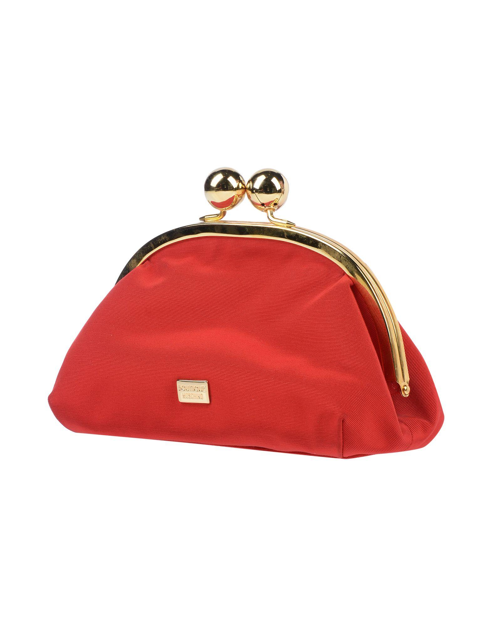 BOUTIQUE MOSCHINO Рюкзаки и сумки на пояс рюкзаки