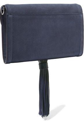 TORY BURCH Nubuck shoulder bag