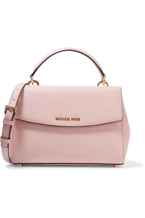 MICHAEL MICHAEL KORS Ava extra small textured-leather shoulder bag