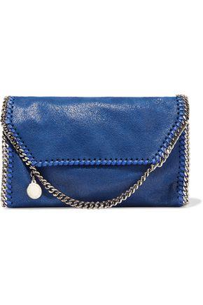 STELLA McCARTNEY Coated faux leather shoulder bag
