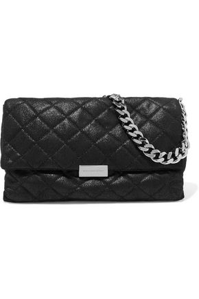 STELLA McCARTNEY Bex quilted faux leather shoulder bag