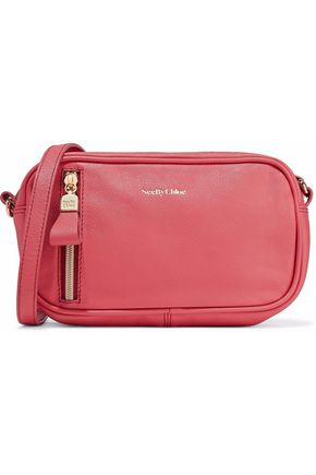 SEE BY CHLOÉ Pebbled-leather shoulder bag