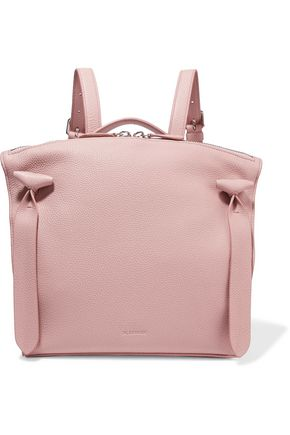 JIL SANDER Leather backpack