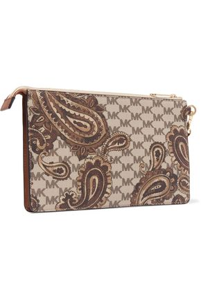 8b984d21be80 ... MICHAEL MICHAEL KORS Printed canvas wallet