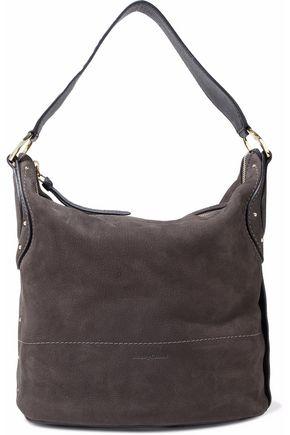 SEE BY CHLOÉ Janis large nubuck shoulder bag