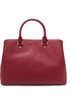 MICHAEL MICHAEL KORS Leather tote