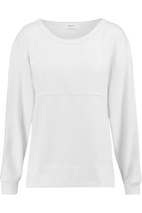 MIKOH Cotton-terry sweatshirt