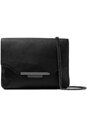 RAG & BONE Textured-leather shoulder bag
