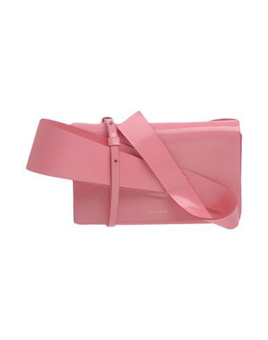 DELPOZO レディース ハンドバッグ ピンク 革