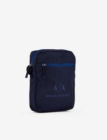 ARMANI EXCHANGE CLASSIC LOGO CROSSBODY Crossbody bag Man d