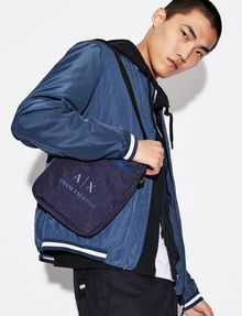 ARMANI EXCHANGE CLASSIC LOGO CROSSBODY Crossbody bag Man r