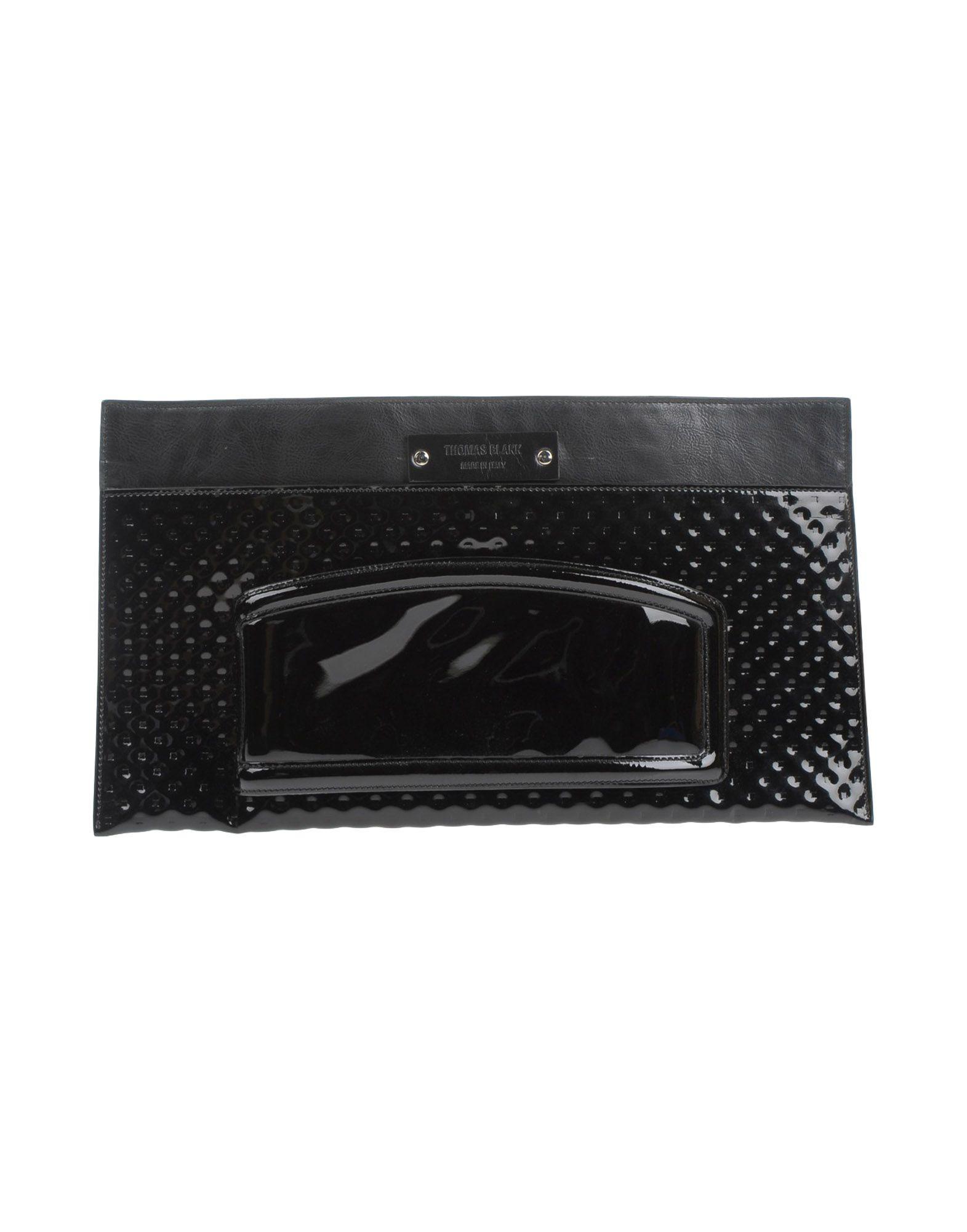 THOMAS BLAKK Handbag in Black