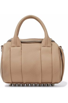 ALEXANDER WANG Studded leather shoulder bag