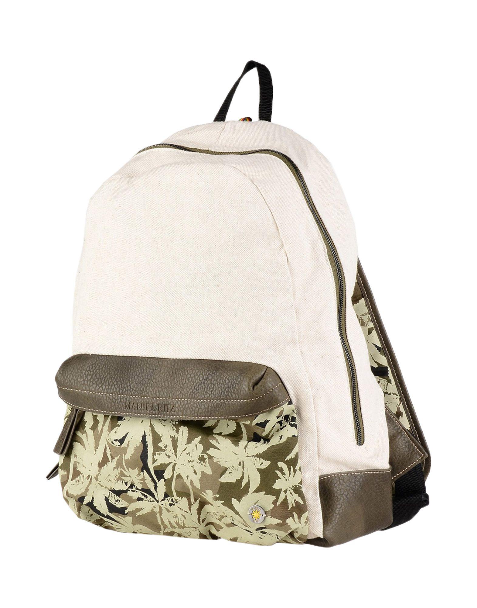 MANUEL RITZ Рюкзаки и сумки на пояс manuel ritz бермуды