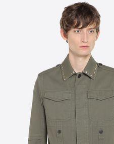 Rockstud Untitled Safari Jacket