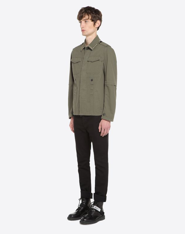 Rockstud Untitled Safari Jacket