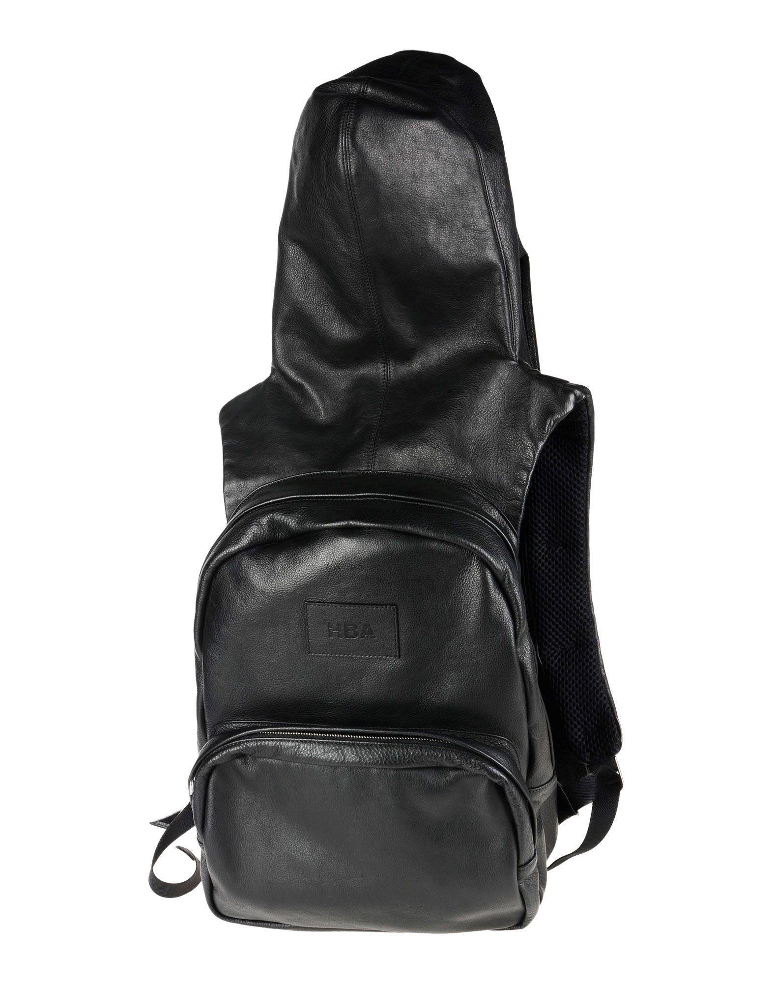 HBA HOOD BY AIR Рюкзаки и сумки на пояс 2 piece set locking hood look catch hood latches kit for jeep wrangler jk rubicon sahara unlimited 2007 2016