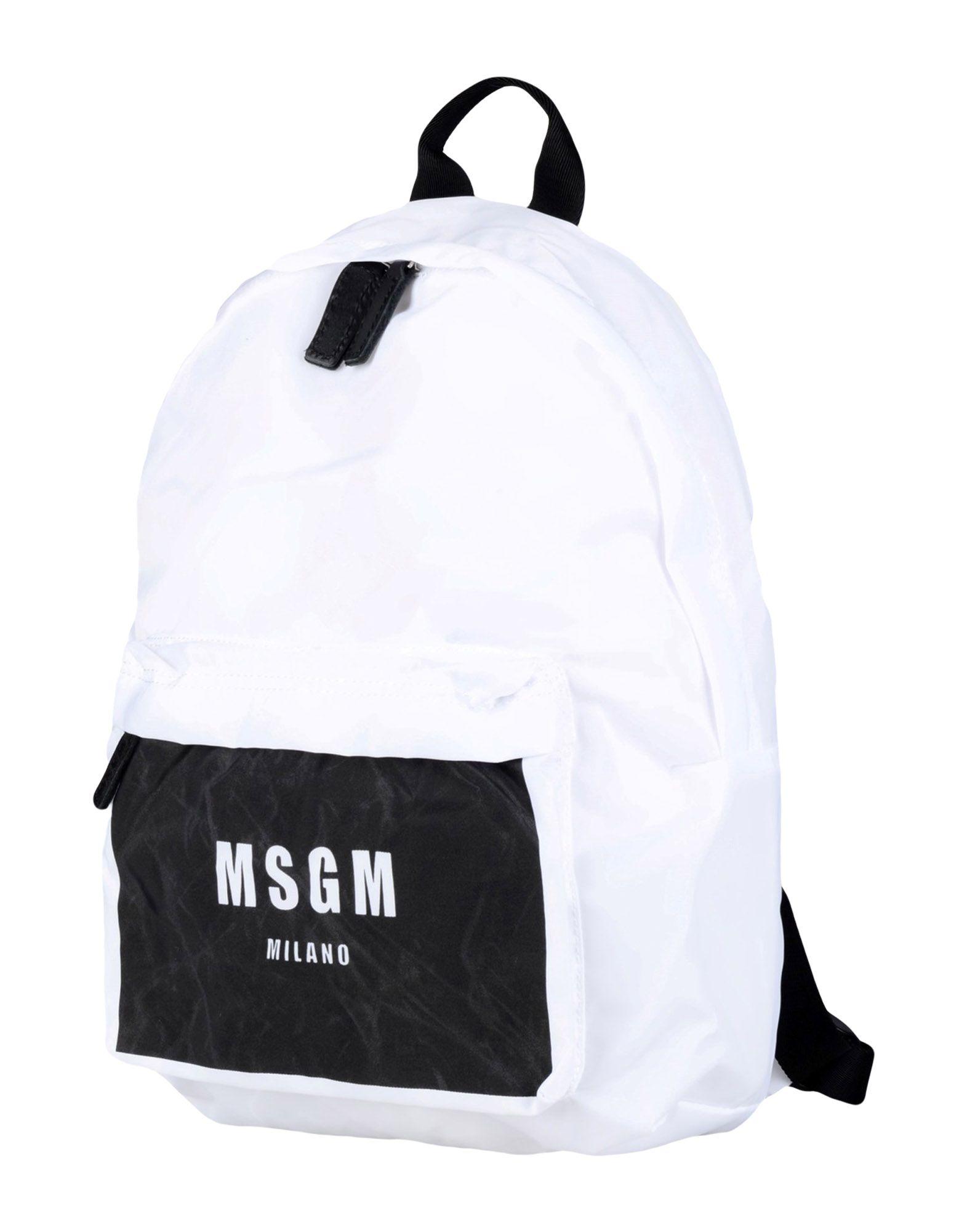 купить MSGM Рюкзаки и сумки на пояс дешево