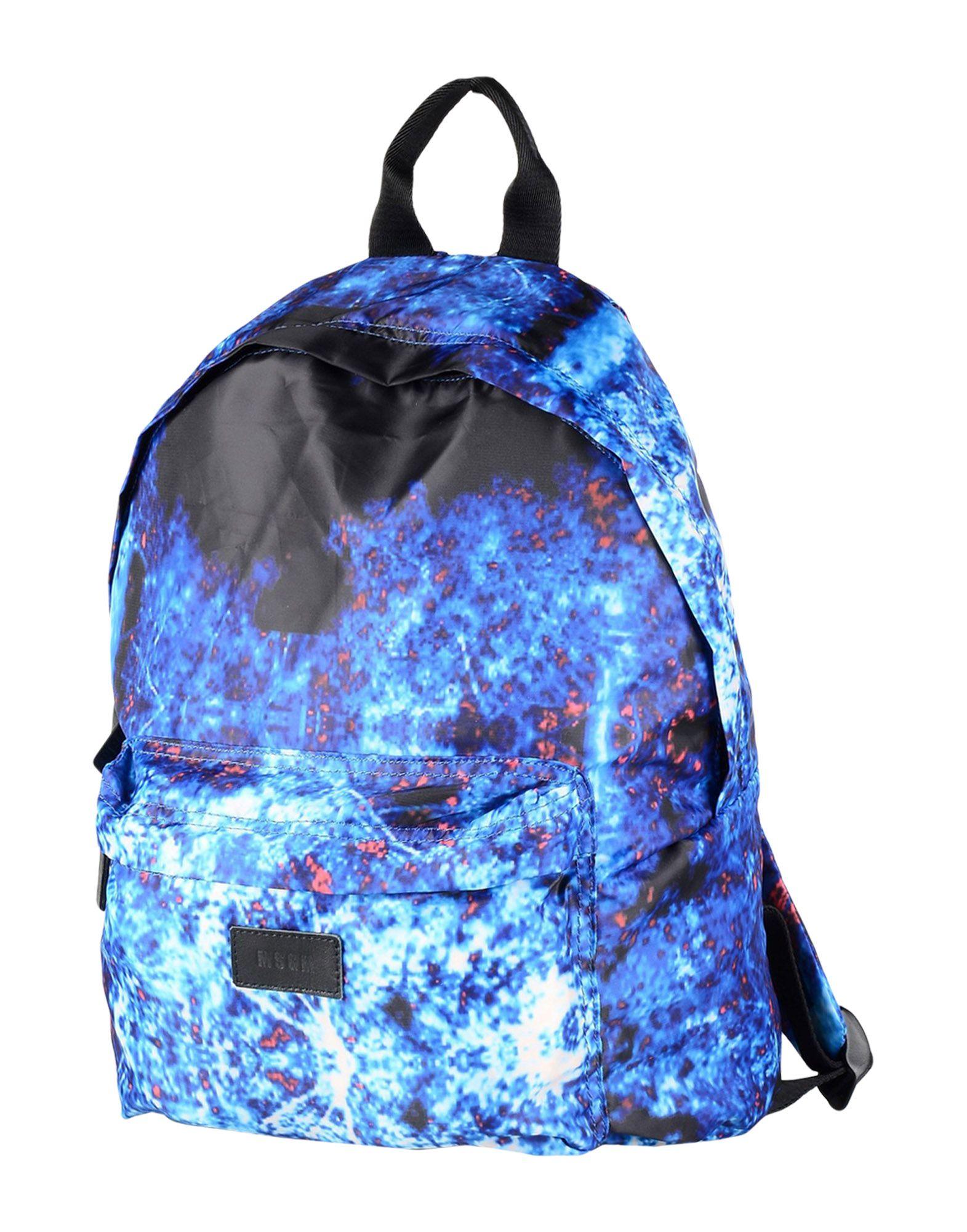 MSGM Рюкзаки и сумки на пояс msgm
